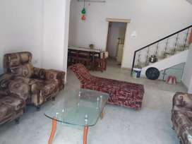 3 bhk duplex fully furnished in trilanga Colony