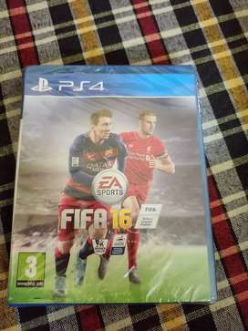 FIFA 16 Seal Packed Brand New (PS4)