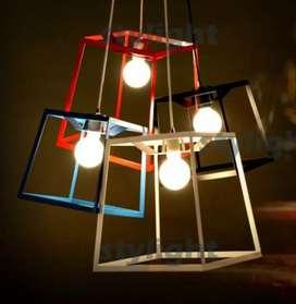 Kap lighting lampu gantung lampu industrial lampu vintage lampu tumblr