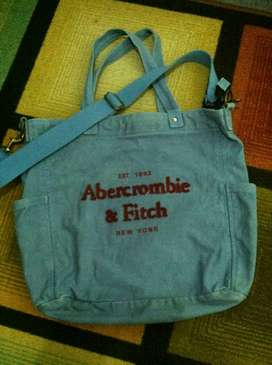 Original Abercrombie & Fitch Tote n Sling Bag