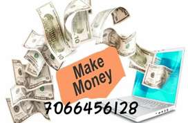 Required 90 urgently MF candidate/work from home