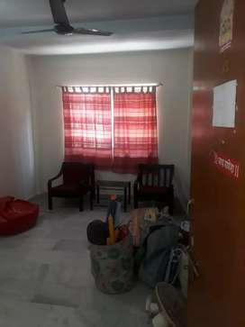 1bhk flat new painted in mhalunge