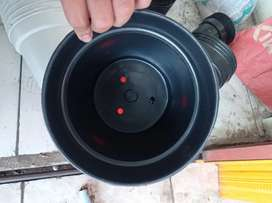 Pot tanaman perlusin ukuran 15,17,20