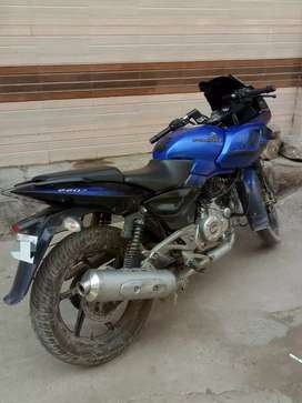 Pulsar 220 best condition urgent sale