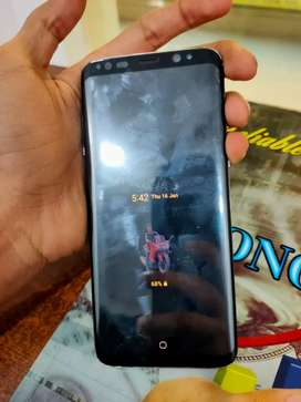 Samsung Galaxy s8   exchange with good phone