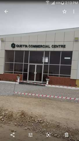 Quetta commercial center
