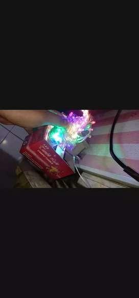 Lampu tumbler rainbow