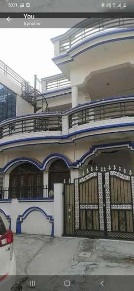 4 room double  story shivlok colony near bansal home