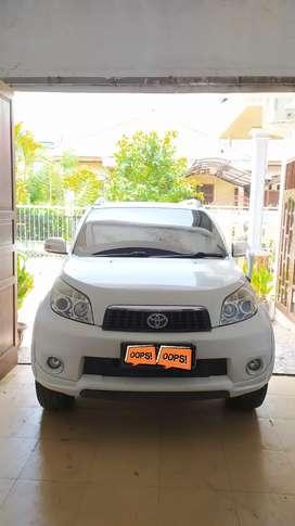 Jual Toyota Rush 2013 Rp.155.000.000, Nego