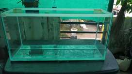 Aquarium tank available
