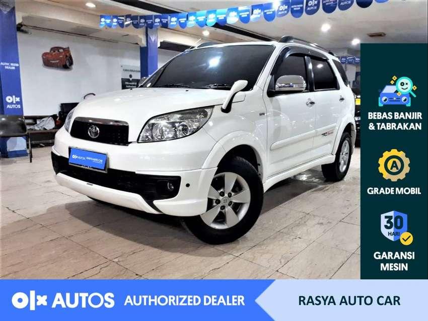 [OLXAutos] Toyota Rush 2014 TRD 1.5 Bensin A/T Putih #Rasya Auto Car