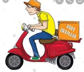 """Designation : """"Delivery Boy"""""""