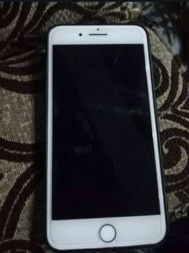iPhone 7 plus 256GB silver full box