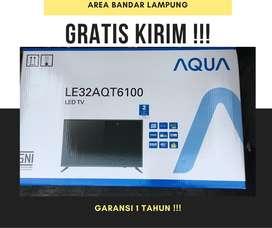 "TV LED 32"" AQUA ( gratis antar)"