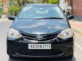 Toyota Etios Liva 1.2 G, 2011, Petrol