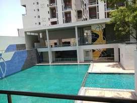 2 bhk semi furnished flat for rent in wagholi