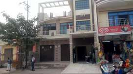 Showroom/space available for rent main road near kargil 100ft road