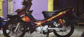 Dijual sepeda motor jupiter z