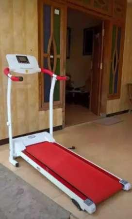 Treadmill elektrik walking familly trendsportyvo