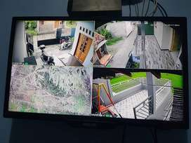 Paket CCTV SPC 2 MP isi 4 Camera Canyoon Series