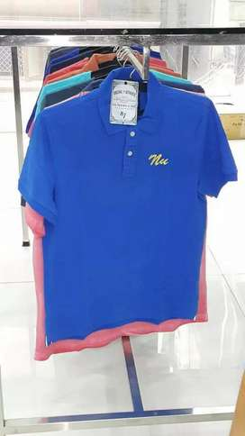 Original Branded T.shirts roundneck and colar