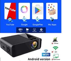 W13 Portable 4K WiFi Bluetooth LED Projector (720p for Android Version