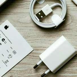 Charger Original iPhone 5/5s/5c 6/6s/6+/6s+ Original Garansi 1 Bulan