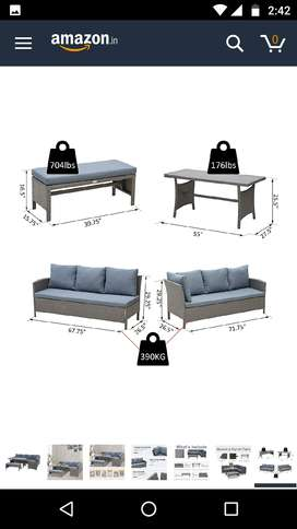 Sofa and dinning