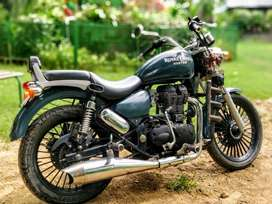 Royal Enfield- TB 350cc   Vvip No   super well Maintained   free Gifts