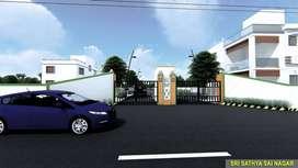 DTCP & RERA Approved Villa plots near guduvanchery