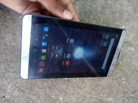 Iball tablet 8gb storage and 1gb ram but half touch is not working.