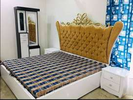King size double bed sell out