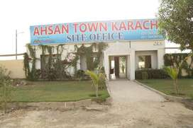 Plot for sale in Ahsan Town