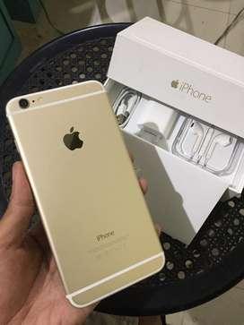 Iphone 6 Plus 64GB Gold Ex inter