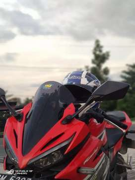 All New CBR 150 Red Racing