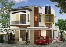 Kakkodi - Kudathumpoil 4.50 Cent 3 Bed New House 45 Lakh