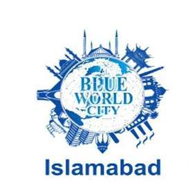 Blue World city, 7 marla overseas plot