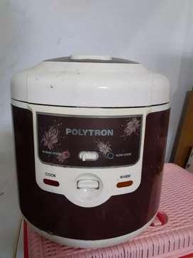 Ricecooker Polytron 1,8 liter