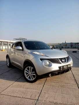 Nissan Juke 1.5 RX Matic Tahun 2011 Silver, Pajak S/d Oktober 2020