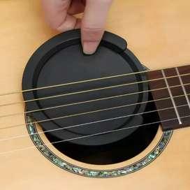 Sound hole block anti feedback diameter lubang 10cm