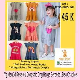 Dress Anak Wanita