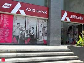 Axis bank onrole assistant manager posts availble