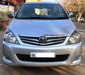 Toyota Innova 2.5 VX 8 STR BS-IV, 2010, Diesel