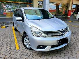 Dp12 Grand Livina XV 2015 Silver Tgn1 PlatH istimewa top