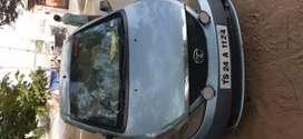 A  condition car  and recentyhalf engin reperad