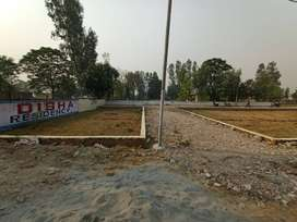 50 GAAJ PLOTS FOR SALE NOIDA EXTENTION , LOAN AVAILABLE