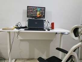 Imported electric height adjustable desk