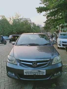 Honda City ZX CVT, 2008, Petrol