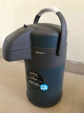 Air Pump Jug, 3 Litre, Tea & Coffee Jar