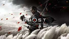 Ghost of tushima and many more games are available digital